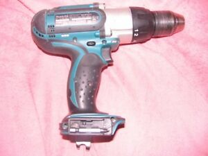 Makita 18V LXT Hammer Driver Drill (Tool Only)