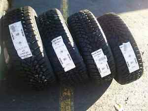 Best German brand Brand new winter tires 235/55/R17 stuted Nordi