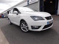 Seat Ibiza 1.6TDI 5 Door CR 2012MY FR Face Lift Model Diesel 68k History £30 Tax
