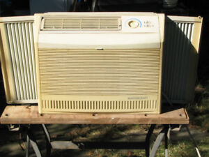 For Sale: Window air conditioner.