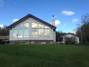 VACATION HOME ON 2.04 ACRES - MONS LAKE