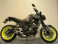 2017 YAMAHA MT 09 MILEAGE 8998