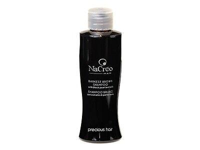 Tönungsshampoo schwarz Farbshampoo Haartönung Anti-Grau Farbpflege Haarfarbe  (Schwarze Haare, Shampoo)