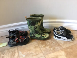 6bf208e66920 Kids Shoes   Boots - Toddler Size 7