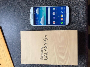 Samsung Galaxy S4 with Rogers