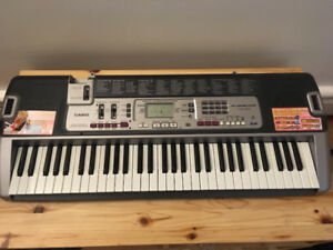 Piano électronique / clavier casio