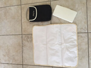 Baby Sac Travel change pad carrying case