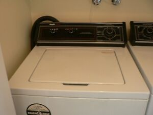 Inglis Superb Washer and Dryer