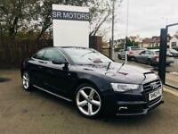 2012 Audi A5 2.0TDI ( 175bhp ) (SAT/NAV,LEATHER SEATS,WARRANTY)
