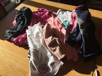 Girls bundle of clothes 5-6 years 22 items