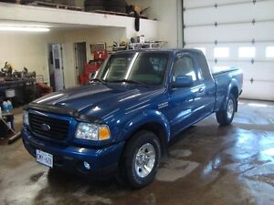 2008 FORD RANGER SPORT E CAB 2WD $5950 TAX IN CHANGED INTO NAME