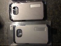New samsung Edge Armour case with stand-$20.00