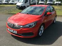 2017 Vauxhall Astra Astra 1.6 Cdti 136 SRi Vx-line 5dr Hatchback Hatchback Diese