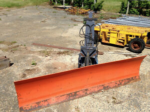7 ft. factory ,quick hitch snow /dozer blade