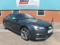2014 Audi A5 3.0 TDI Black Edition S Tronic quattro 2dr Coupe Diesel Automatic