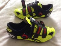 Sidi Genius 5 road mountain bike cycle shoes. Size 43