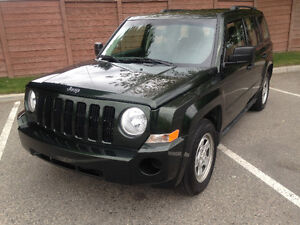 2010 Jeep Patriot SUV, Crossover with low kms