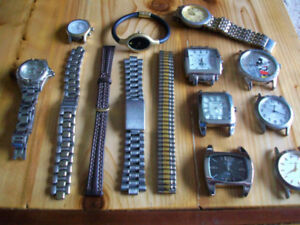 ARMLOAD OF WATCHES