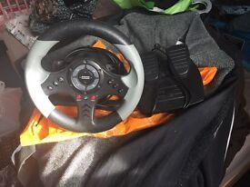 Hori racing wheel