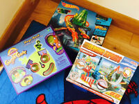 3 brand new boxed games( ages 4-6 plus)