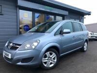 Vauxhall Zafira 1.6i 16v VVT Exclusiv **7 Seater**