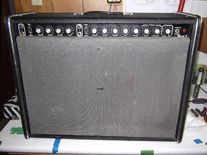 1973 Traynor YGL-3 Mark 3 Combo with Great New Added Features.