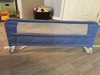 Lindam Light blue child bed rail / safety guard