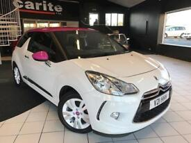 Citroen Ds3 E-Hdi Airdream Dstyle Pink Hatchback 1.6 Manual Diesel