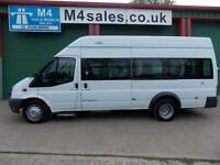 Ford Transit 115ps,12 seat W/Chair Access Minibus