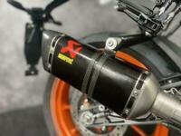 KTM 125 Duke 2021 POTTERIES SPECIAL 'LOADED'