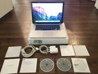 (MASSIVE SPEC MACBOOK PRO 15) 2.5GHZ, 4GB RAM,500gb HD, PREMIUM SOFTWARE