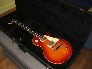 Guitare Greco 1989 style Gibson Les Paul, Japan