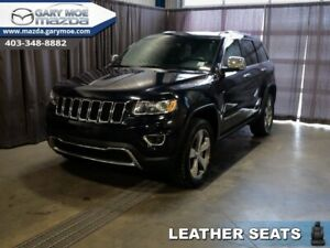 2016 Jeep Grand Cherokee Limited  - Leather Seats - $196 B/W