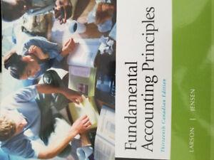 Fundamental Accounting Principles Textbook