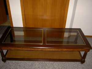 Brown coffee table furniture must sell