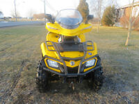 can am outlander 800 2009