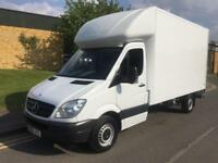 2013 Mercedes-Benz Sprinter 2.1 CDI 313 Luton 2dr LWB Manual Luton