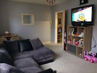 2 bed ground floor flat with garden woodfarm