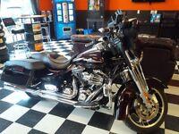 2011 Harley Davidson Street Glide Wild Glide!
