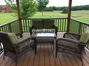 Used Wicker Patio Furniture
