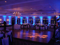 DJCSchwartz uplighting services!