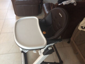 High chair peg perego siesta