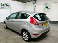 *BUY NOW FROM £31 P/WEEK* SILVER FORD FIESTA 1.4 ZETEC 16V 5D 96 BHP