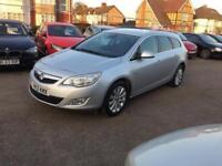 Vauxhall/Opel Astra 1.7CDTi 16v ( 125ps ) ecoFLEX 2012 SE