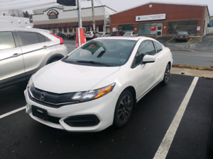 2014 Civic EX Coupe