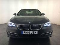 2014 BMW 520D LUXURY DIESEL 184 BHP 1 OWNER SERVICE HISTORY FINANCE PX WELCOME