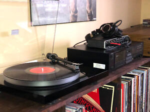 High Quality Conversions - Vinyl Record and Cassette Tapes