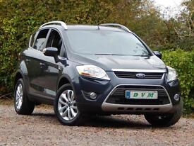 Ford Kuga 2.0TDCi 4x4 2008.5MY Titanium