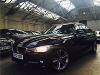 2012 BMW 3 Series 2.0 318d Sport Saloon 4dr Diesel Manual (119 g/km, 143 bhp)