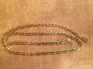 14K (585) Solid Gold Chain